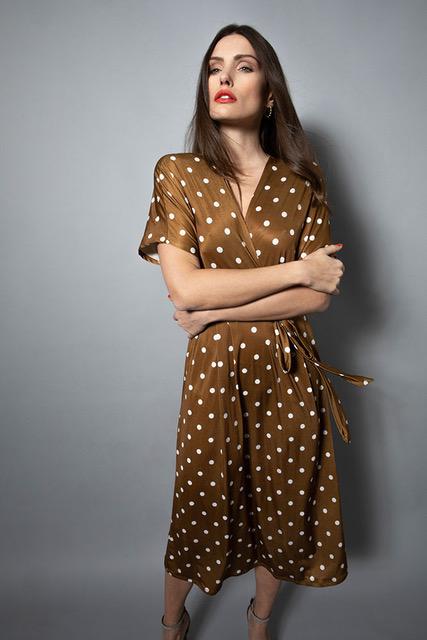 Marivie Kleid Frühjahr 2020 Kollektion